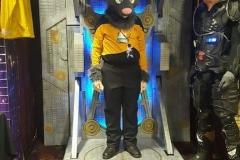 Recharging a Trek Mouse