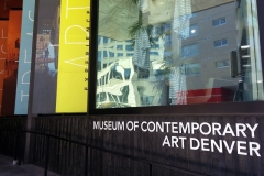 Museum of Contemporary Art Denver Star Trek Night