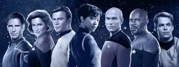 Star Trek Leaders