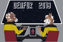 Awesome 2019 DenFur graphic